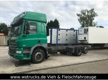 DAF CF 85/460  SC FAN  Fahrgestell  - camião chassi