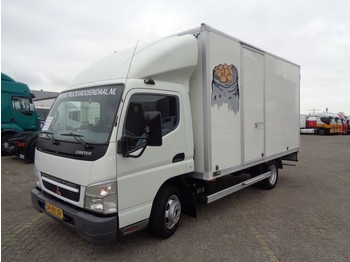 Mitsubishi FUSO CANTER 7C15 Bluetec Duonic A/C camião furgão