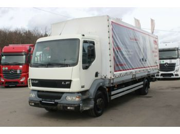 Camião toldo DAF FA LF 55.180 E15, TAIL LIFT, NEW WHEELS