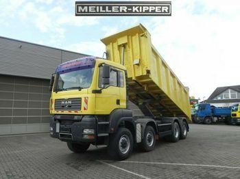 Caminhão basculante MAN TG-A 41 440 8x8 4 Achs Muldenkipper Meiller 20m³ —  4013477