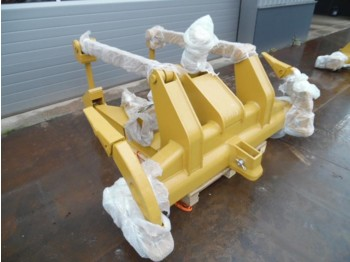 Caterpillar 2BBL MS Ripper fits CAT D7R D7H Bulldozer escarificador