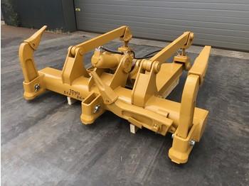 Novo escarificador tractor CAT1 woeler 5 tands diepwoeler