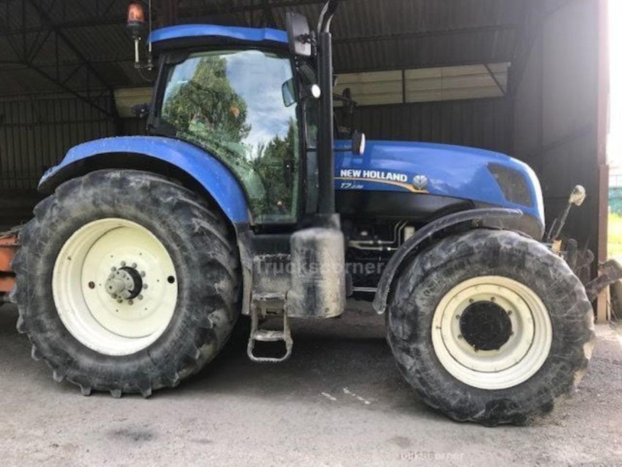 New Holland T7 235 POWER COMMAND trator agrícola de Alemanha