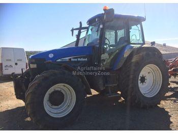 NEW HOLLAND TM150 trator agrícola de Alemanha usado à venda
