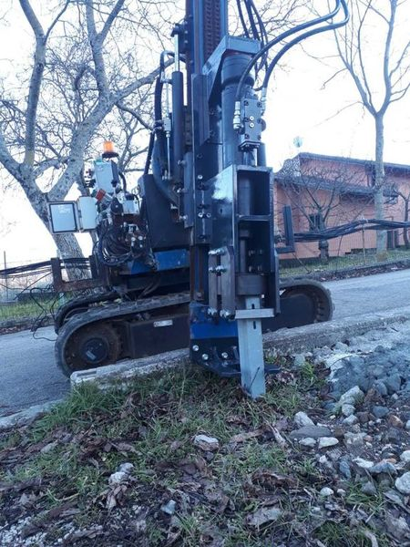 Hydra Solar Joy 1 bate estaca de Itália usado à venda no Truck1, ID