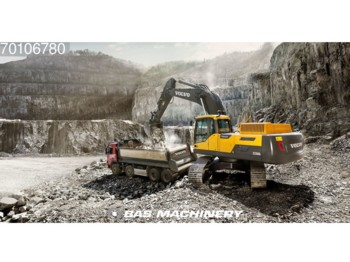 Escavadora de rastos Volvo EC350D NEW Unused CE machine - coming soon: foto 1