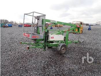 NIFTYLIFT 120HAC Electric Tow Behind Articulated - plataforma articulada