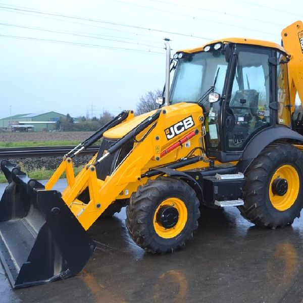Unused 2017 JCB 3CX ECO Turbo Backhoe Loader c/w Sideshift