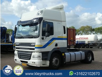 Tractor DAF CF 85.410 spacecab euro 5: foto 1