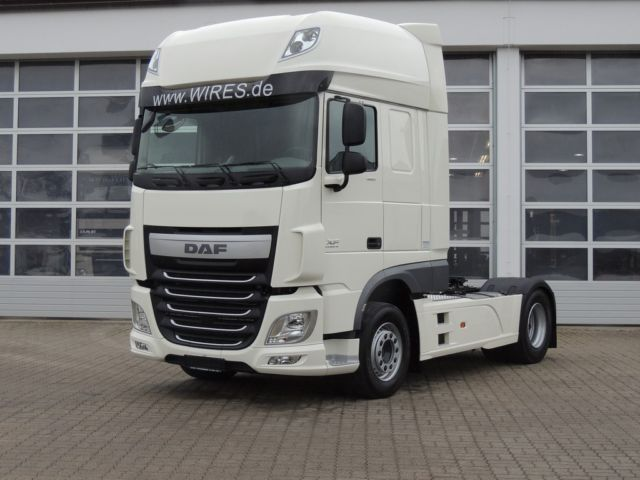 Tractor DAF XF 460 FT SuperSpaceCAB Euro 6 — 1240928