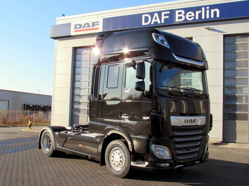 Tractor DAF XF 480 FT SSC, TraXon, Intarder, Euro 6 — 3395227