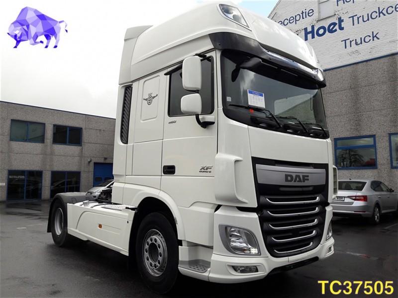 Tractor DAF XF Euro6 Euro 6 INTARDER — 3537175