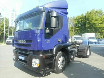 Iveco Stralis AT 440 S 45 T/P Intarder Klima Luftfeder  - tractor