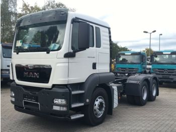 MAN TGS 33440 6X4  - tractor