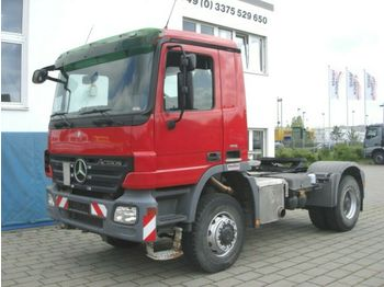 Mercedes-Benz Actros 2046 AS 4x4 Sattelzugmaschine  - tractor