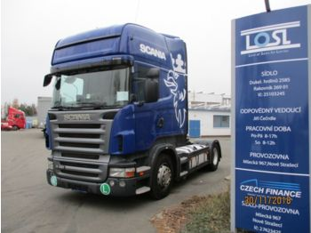 Scania R420 EURO 4  - tractor